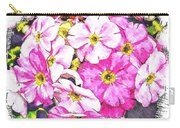 Bouquet Of Pink Carry-all Pouch