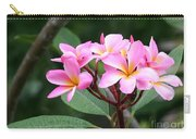 Bouquet Of Pink Plumeria Carry-all Pouch