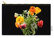 Bouquet Of Ranunculus Carry-all Pouch