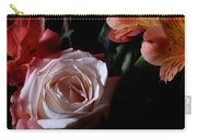 Bouquet With Rose Carry-all Pouch