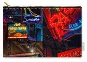 Bourbon St. Neon - Nola Carry-all Pouch