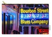 Bourbon Street Blues Carry-all Pouch