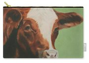 Bovine Beauty Carry-all Pouch