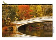 Bow Bridge Beauty Carry-all Pouch