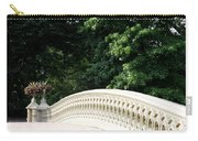 Bow Bridge Curve Nyc Carry-all Pouch