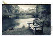 Bow Bridge Nostalgia Carry-all Pouch