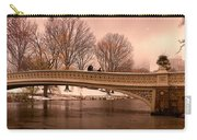 Bow Bridge Panorama Carry-all Pouch