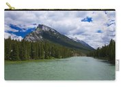Bow River - Banff Carry-all Pouch