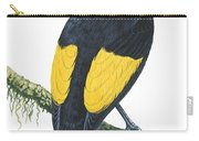 Bowerbird  Carry-all Pouch