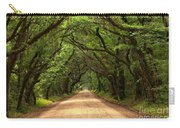Bowing Oak Trees Carry-all Pouch