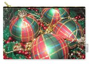 Bowl Of Christmas Colors Carry-all Pouch