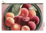Bowl Of Fruit Carry-all Pouch by Tomar Levine