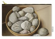 Bowl Of Pebbles Carry-all Pouch