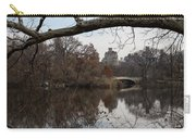 Bows And Arches - New York City Central Park Carry-all Pouch