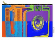 Box Camera Pop Art 1 Carry-all Pouch