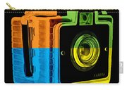 Box Camera Pop Art 2 Carry-all Pouch