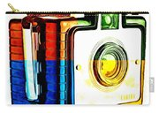 Box Camera Pop Art 3 Carry-all Pouch