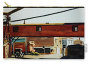 Box Factory Carry-all Pouch by Edward Hopper