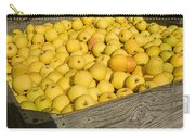 Box Of Golden Apples Carry-all Pouch