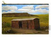 Boxcar On The Plains Carry-all Pouch