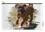 Boxer Puppy 14-1 Carry-all Pouch