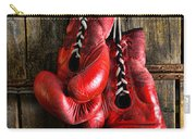 Boxing Gloves - Now Retired Carry-all Pouch