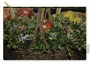 Boxwood Basket Carry-all Pouch