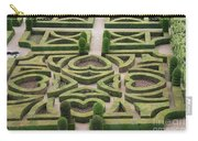 Boxwood Garden - Chateau Villandry Carry-all Pouch