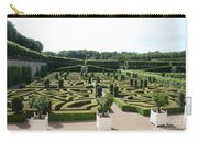 Boxwood Garden Design - Chateau Villandry Carry-all Pouch