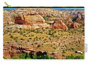 Boynton Overlook On Highway 12 In Grand Staircase-escalante National Monument-utah Carry-all Pouch