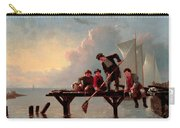 Boys Crabbing Carry-all Pouch