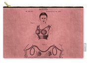 Bra Patent 10b Carry-all Pouch