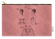 Bra Patent 17 Carry-all Pouch