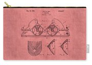 Bra Patent 21 Carry-all Pouch