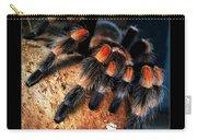 Brachypelma Smithi - Redknee Tarantula Carry-all Pouch