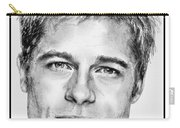 Brad Pitt In 2006 Carry-all Pouch