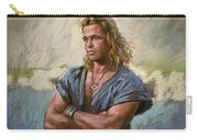 Brad Pitt Troy Carry-all Pouch
