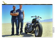 Actor - Brad Pitt With Shinya Kimura Carry-all Pouch