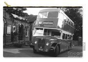 Bradford Bus In Mono  Carry-all Pouch