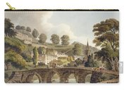 Bradford, From Bath Illustrated Carry-all Pouch