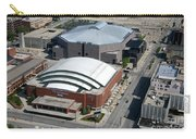 Bradley Center And Us Cellular Arena Carry-all Pouch
