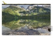 Bradley Lake Reflection - Grand Teton National Park Carry-all Pouch
