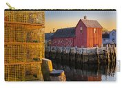 Bradley Wharf Motif #1 Carry-all Pouch