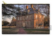 Brafferton At William And Mary College Carry-all Pouch