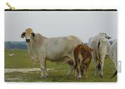 Brahman Cattle Carry-all Pouch