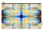 Brainbow Mandala Carry-all Pouch