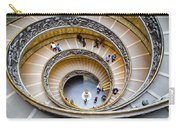 Bramante Spiral Staircase In Vatican City Carry-all Pouch