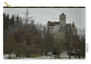 Bran Castle In December Carry-all Pouch