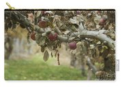 Branch Of An Apple Tree Carry-all Pouch by Juli Scalzi