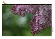 Branch With Spring Lilac Flowers Carry-all Pouch